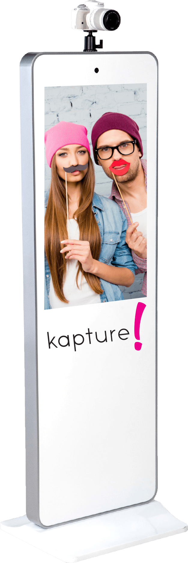 kapture! Photobooth Rental in Knoxville, Pigeon Forge, East Tennessee and Ohio